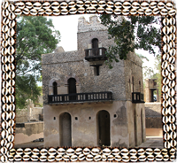 Gondar Bathing Palace