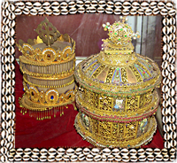 Ethiopan Gold Crowns